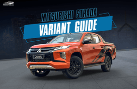 Which 2021 Mitsubishi Strada variant should you buy? [Comparison Guide]