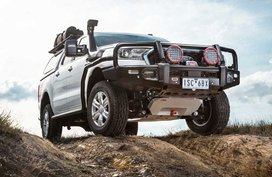 Ford Everest, Ranger rock the trails with off-road mods