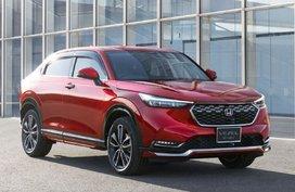 2022 Honda HR-V gets two new elegant style packages