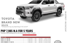 2021 Toyota Hilux  2.4 G DSL 4x2 A/T