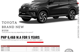 2021 Toyota Rush  1.5 E AT
