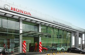 Honda Cars Marcos Highway opens – 38th full-service dealership in the country