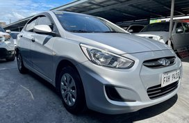 Hyundai Accent 2016 Gas Sedan Automatic