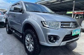 FOR SALE!!! Silver 2014 Mitsubishi Montero Sport  GLS 2WD 2.4 AT affordable price