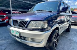 Mitsubishi Adventure 2002 GLS Sport Manual Gas