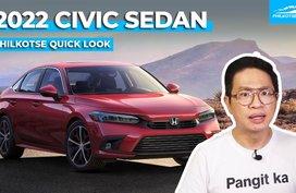 2022 Honda Civic Sedan Quick Look: Meet the 11th-generation model!