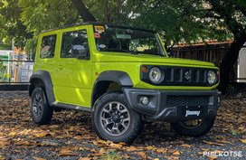 PH-spec Suzuki Jimny will now be imported from India: Report