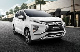 Drive home an Xpander for just P58K with Mitsubishi's Hot Summer Deals