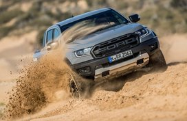 Next Ford Ranger Raptor to get powerful V6: Report
