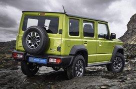 5-Door Suzuki Jimny will be called 'Long'