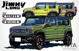 Is the 5-door Suzuki Jimny Long a good idea?