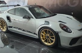 (SLIGTHLY USED) 2019 PORSCHE 911.2 GT3 RS WEISSACH with RYFT EXHAUST
