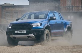 Ford Ranger Raptor Special Edition is just the 'X' for Europe