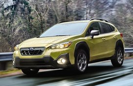 2021 Subaru XV facelift now official: Php 1.828M introductory price tag