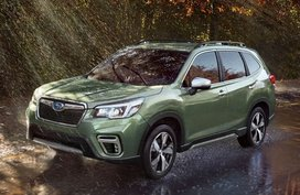 Buy a Subaru Forester, get free after-sales service for 2 years