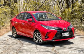 Save as much as P70K if you buy a Toyota Vios this month