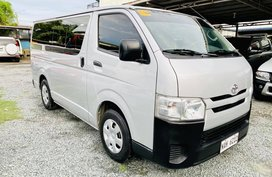 2018 Toyota Hiace COMMUTER 3.0 Silver for sale by Verified seller