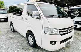 BARGAIN SALE! 2018 Foton View Transvan 2.8 15-Seater MT available at cheap price