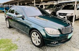 HOT!!! 2009 Mercedes-Benz C180 26,000 KMS ONLY at affordable price