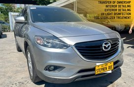 Pre-owned 2014 Mazda CX-9 4x2 A/T Gas for sale in good condition