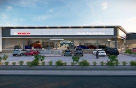 Honda Cars Fairview new location breaks ground
