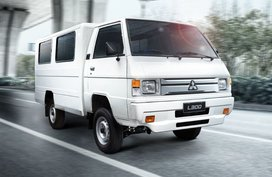 Mitsubishi PH sold more than 1,000 L300 units last month