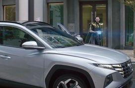 Loki uses 2022 Hyundai Tucson as escape vehicle
