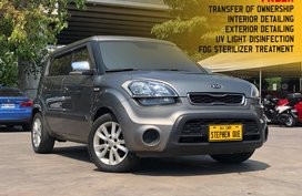 Second hand 2012 Kia Soul LX 1.6 A/T Gas for sale