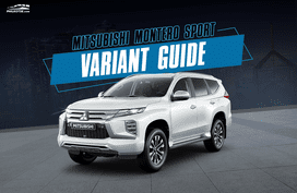 Which 2021 Mitsubishi Montero Sport variant should you buy? [Comparison Guide]
