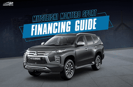 Mitsubishi Montero Sport Financing: How much do you need to buy one?