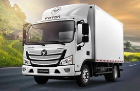 Foton PH ranks third in truck sales for 2021