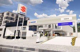 Suzuki PH breaks ground on new dealership in Taguig City