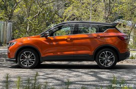 Geely Coolray still the best-selling subcompact crossover in May
