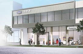 Geely PH opens two new dealerships in Parañaque, Pampanga