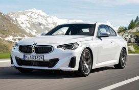 New 2022 BMW 2 Series debuts – RWD, straight-6, goodbye manual