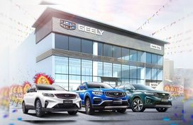 Geely Iloilo opens – Company's 14th dealership in the Philippines