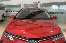 37K DP! Drive home this Brand new Toyota Corolla Altis  1.6 V CVT!