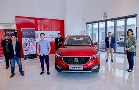 Lucky MG Philippines, Zalora raffle winner receives brand-new MG ZS