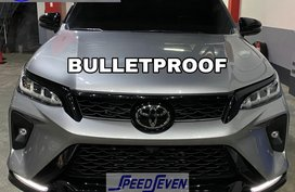 BULLETPROOF 2021 Toyota Fortuner LTD 4x4 Armored Level 6 Bullet Proof not hilux land cruiser