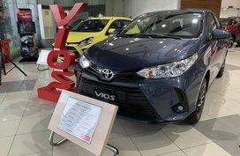 2021 Toyota Vios 1.3 XLE CVT low DP