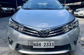 Toyota Altis 2017 G Automatic