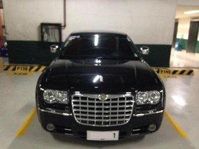 Chrysler 300 2010 Gasoline Automatic Black