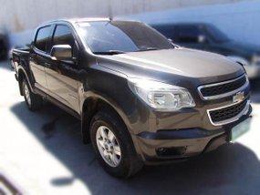 Chevrolet Colorado 2012 Diesel Manual Black