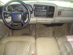 Chevrolet Tahoe 2002 Automatic Gasoline P458,000
