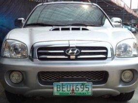 Hyundai Santa Fe 2002 Manual Diesel P340,000