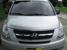 Hyundai G.starex 2009 Diesel Automatic Silver