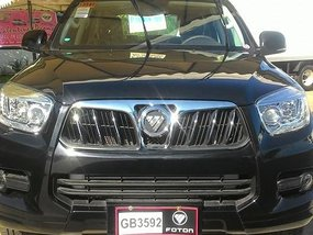 2016 Foton Thunder Manual Diesel well maintained