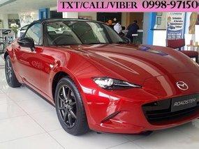 Mazda Mx-5 Miata 2016 Gasoline Automatic Red