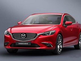 2016 Mazda 6 Automatic Diesel well maintained
