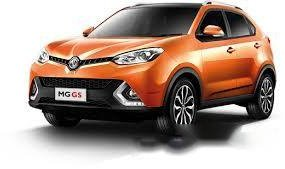 Mg Zt-T 2016 Gasoline Automatic Orange